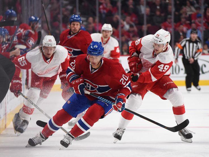 Manny Malhotra, Montreal Canadiens