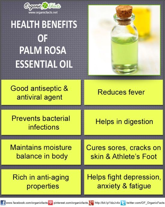 Benefits of Palmarosa Essential Oil   Used in Sassy Skincare - Body Butter