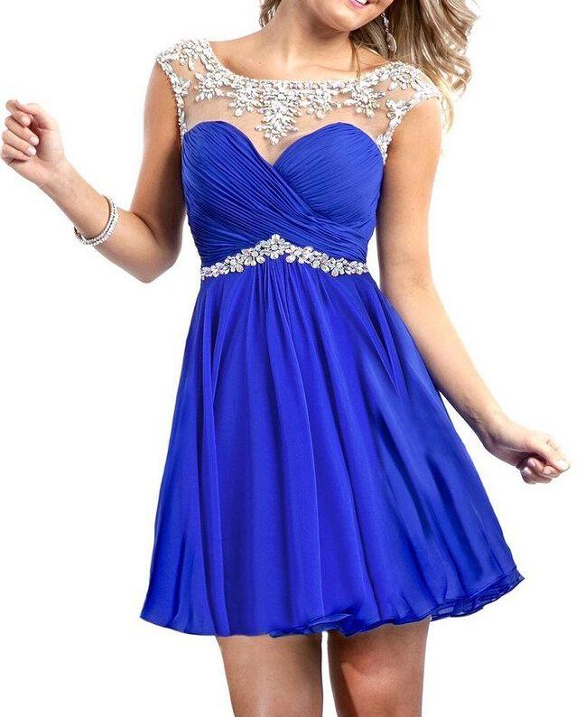 Hd08192 Charming Homecoming Dress,Chiffon Homecoming Dress,Beading Homecoming Dress, Short Noble Homecoming Dress
