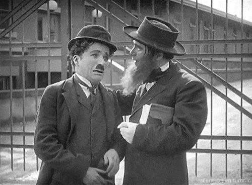 Charlie Chaplin in Police (1916)