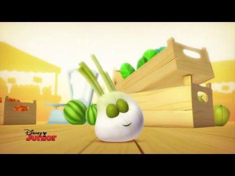 À table les enfants ! - Le fenouil - Episode en entier - Exclusivité Disney Junior ! - YouTube