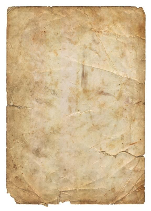 """How to Make Poster Board Look Like Parchment Paper Use with """"Warning - Airship Pirates"""""""