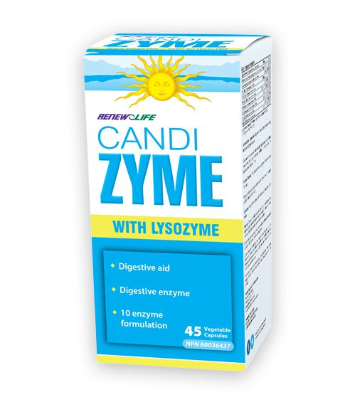 CandiZYME is a powerful enzyme product, specifically formulated to destroy Candida and yeast by breaking down its protective cell wall. CandiZYME also works to digest the sugars that feed the yeast. This starves the yeast making it harder for them to reproduce.