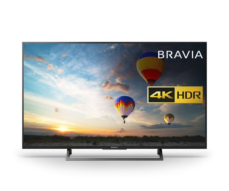 Sony Bravia 43 inch TV (4K HDR Ultra HD - KD43XE8004