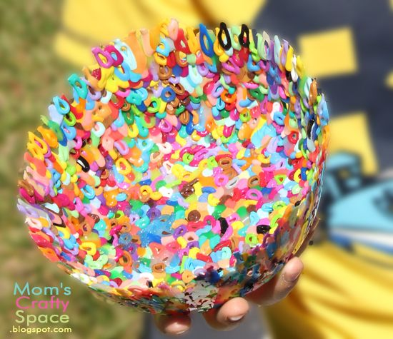 1000 Ideas About Bead Bowl On Pinterest Melted Beads