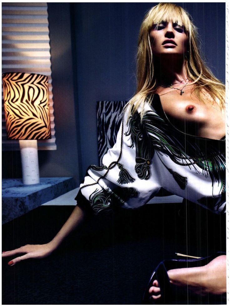Candice Swanepoel by Mario Sorrenti for Vogue Italia March 2012