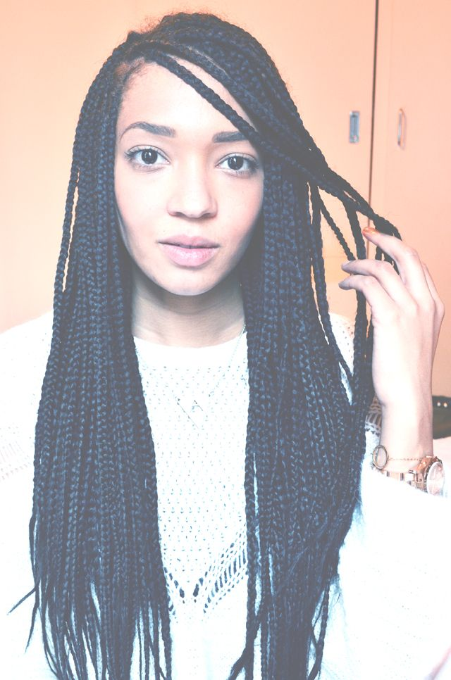 Mercredie Blog Mode Geneve Geneva Fashion Hair Cheveux Afro Box Braids Long Rasta Patras Tresses