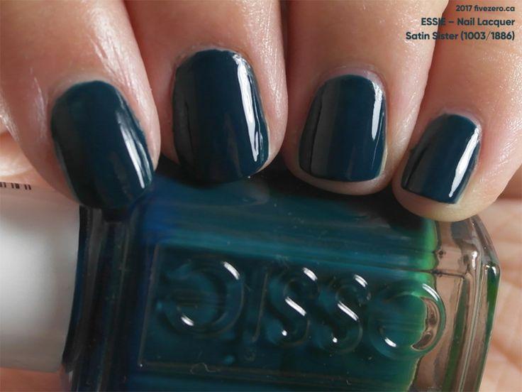 Mejores 247 imágenes de fivezero.ca / nails en Pinterest | Swatch ...