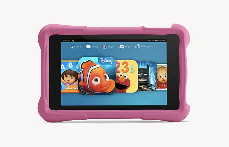 The Best Tablets For Kids In 2016