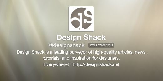 How to design the perfect Twitter header imagine, including a downloadable template.