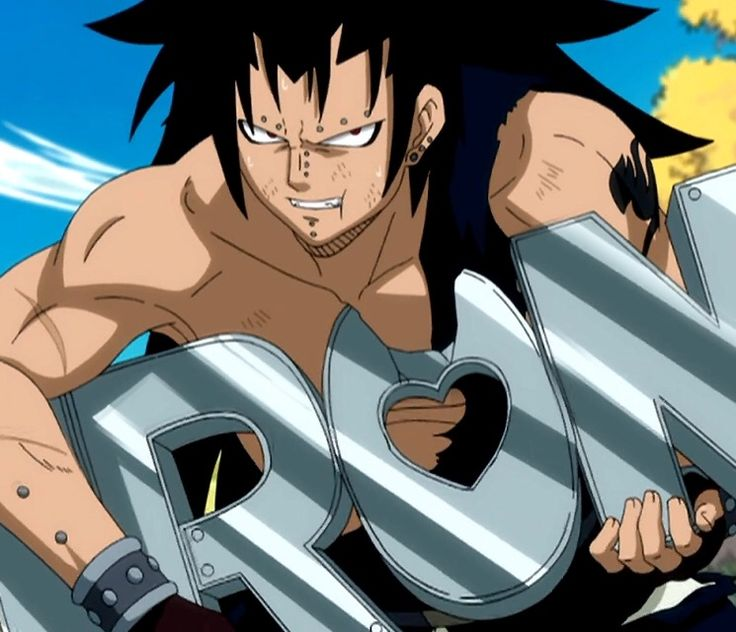 62 Best Images About Gajeel Redfox On Pinterest