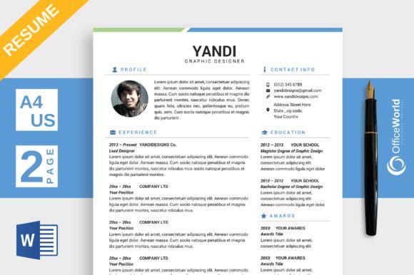 Creative Resume CV @creativework247 Resume Skills Pinterest - creative resume objectives
