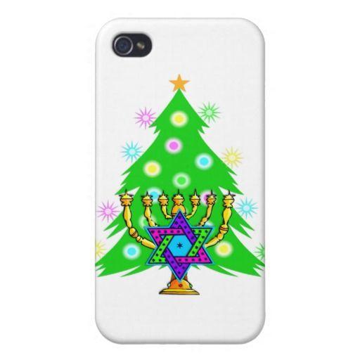 Christmas and Hanukkah Ornaments