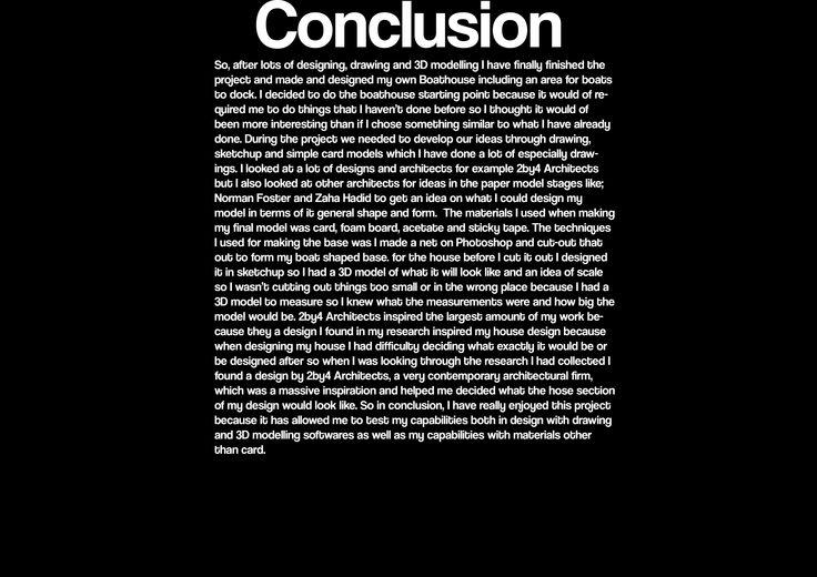 Page 17 Conclusion