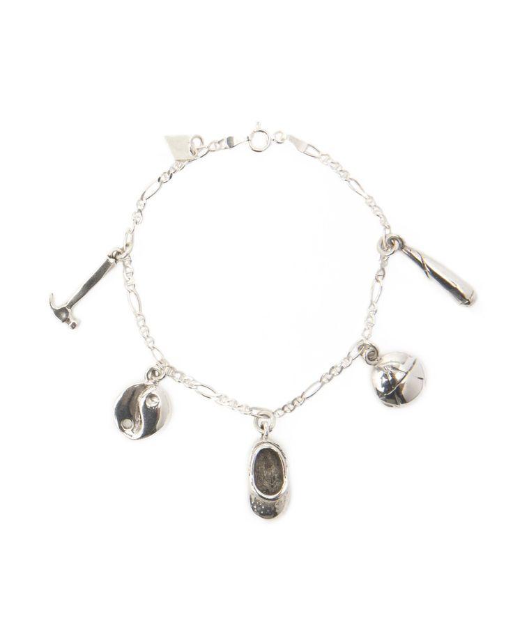 Tuza Jewelry | The Anarchy Charms Bracelet