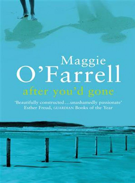 After You'd Gone by Maggie O'Farrell, beautifully written & highly recommended