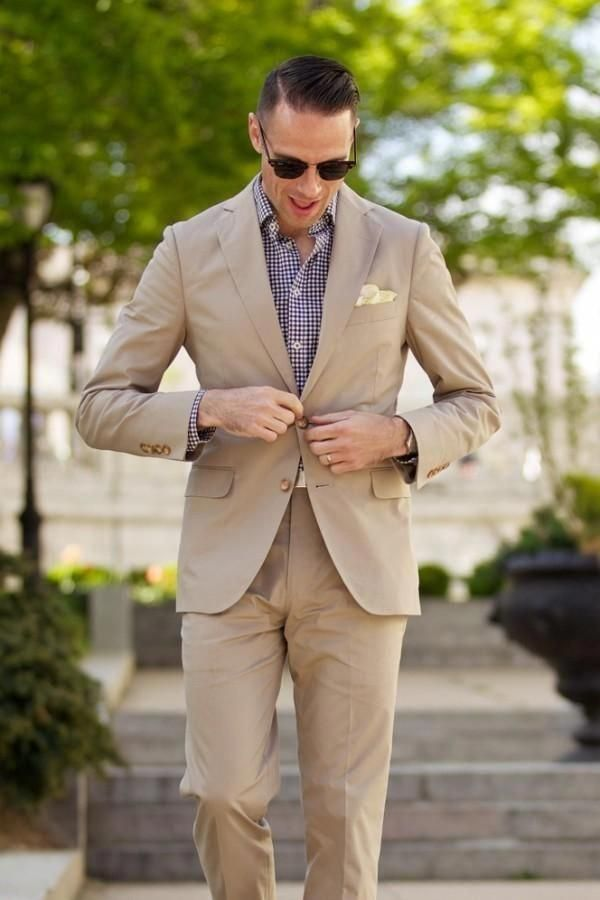 57125e315761c 2017 Latest Coat Pant Designs Champagne Wedding Suits for Men Jacket Groom  Blazer Terno Slim Fit