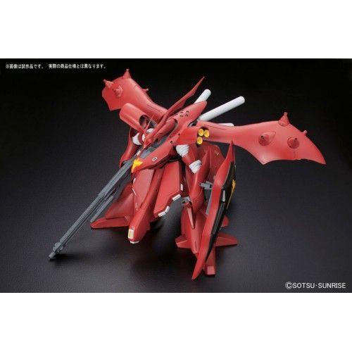 Bandai model kit MG RE/100 1/100 MSN-04II Nightingale Bandai model kit MG RE/100 1/100 MSN-04II Nightingale ...