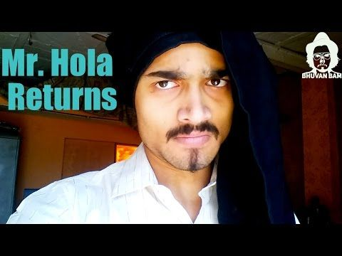 BB Ki Vines- | Mr. Hola Returns | - My Videos Update