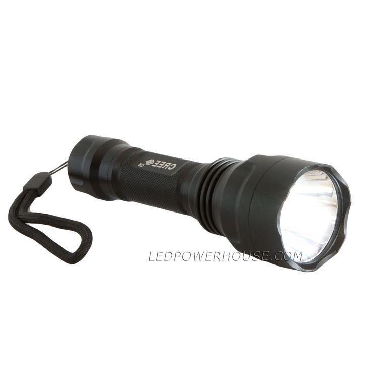LS-C8 | up to 250 Lumen | Strobe and SOS modes | 200 metre beam throw | great value General Purpose Flashlight