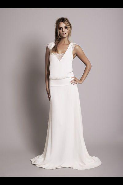 Robe de mariée Rime Arodaky modèle Claire