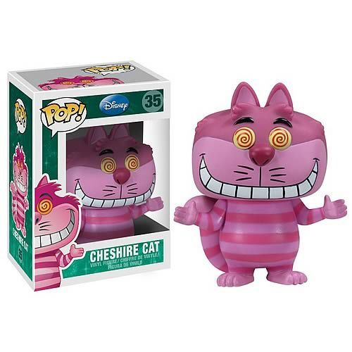 Alice in Wonderland Cheshire Cat Disney Pop! Vinyl Figure    http://www.entertainmentearth.com/prodinfo.asp?number=FU2548=LY-012045602