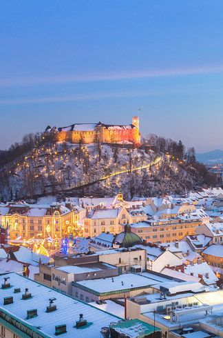 Ljubljana, Slovenia   43 Overlooked Places All Travel Lovers Should Have On Their List