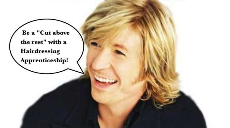 """Stay a """"Cut a cut above the rest"""" with a hairdressing apprenticeship!"""