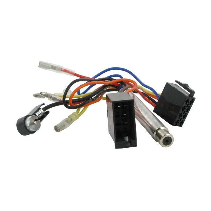 Connects2 CT20VW06 ISO harnes convertor with amplified antenna - Car Audio Centre