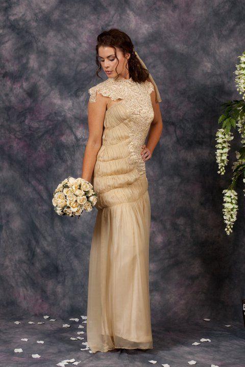 Nordic Lace Wedding Dress http://www.arcarocouture.com.au