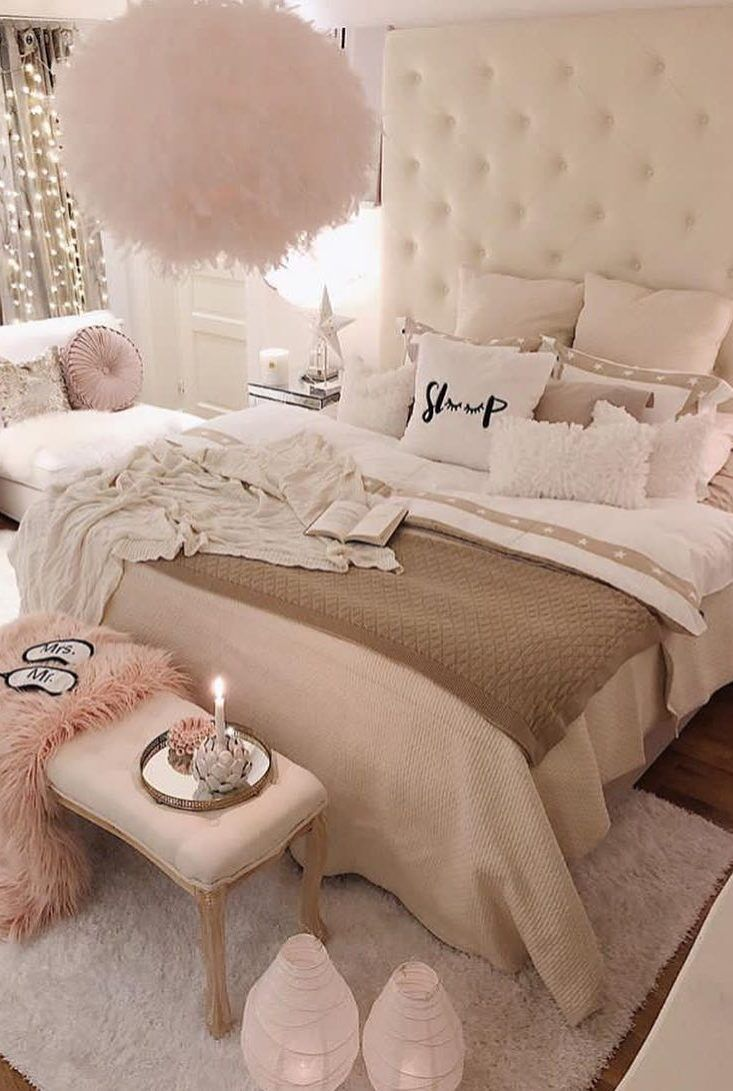 54 Modern And Small Bedroom Interior Design Ideas Page 11 Of 54 Lasdiest Com Daily Women Blog Fancy Bedroom Bedroom Interior Bedroom Decor