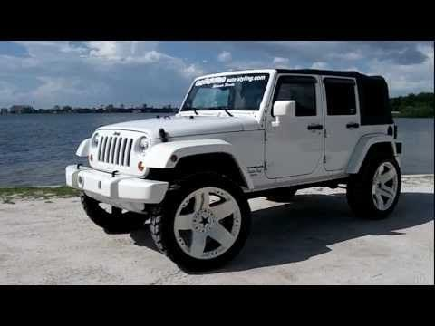25 best ideas about All white jeep wrangler on Pinterest  White