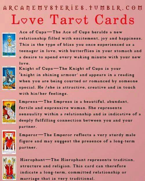 29 Best Tarot Readings & Tarot Lessons Images On Pinterest