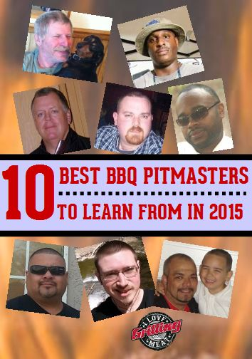 Top 10 Best Underground BBQ Pitmasters To Learn From In 2015