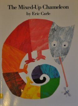 Eric Carle Thematic Unit for Preschoolers and Kindergarteners: Ericcarle, Chameleons, Color, Mixedupchameleon, Kids, Children S Books, Eric Carle