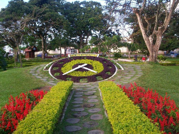 Garanhuns, Pernambuco - Famosa pelo festival de inverno.