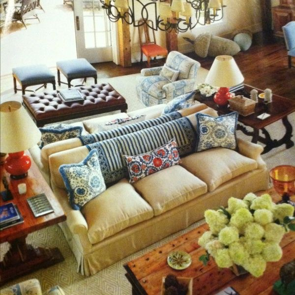 8 best images about back to back sofas on pinterest - Big Sofa Laguna Magic Cream