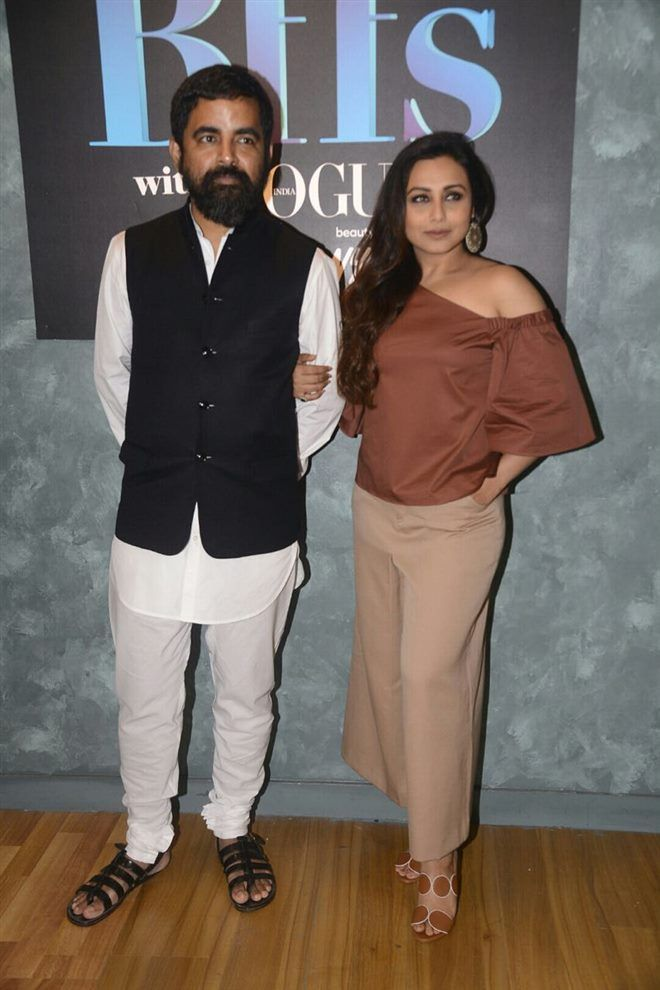 Rani Mukerji Or Neha Dhupia: Who is Looking Better at Vogue BFFs Sets