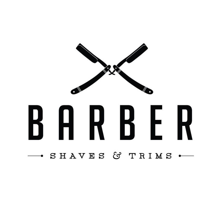 best 25+ barber logo ideas on pinterest | barber shop, barbershop