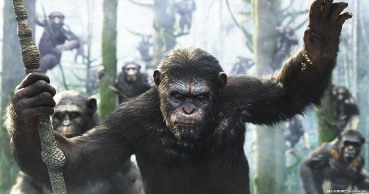 Watch Dawn of the Planet of the Apes Film Online Putlocker