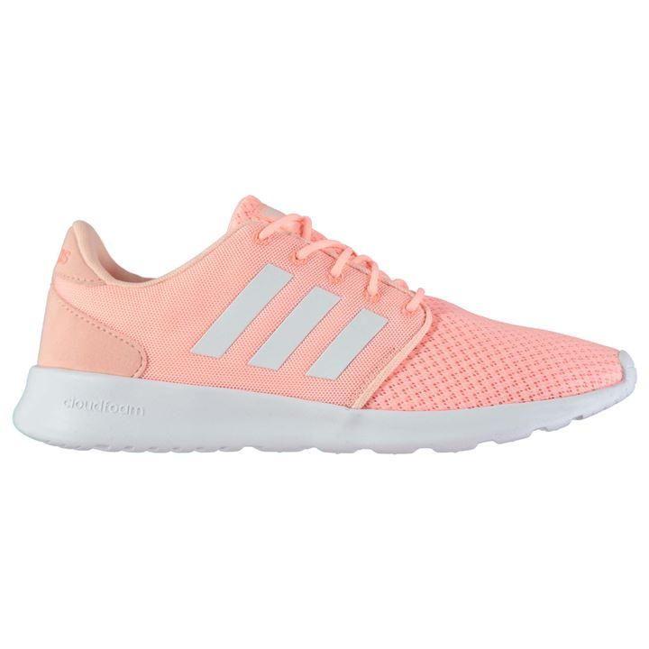 adidas | adidas CloudFoam Racer QT Ladies Trainers | Ladies Trainers