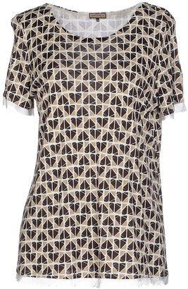 MALIPARMI T-shirts - Shop for women's T-shirt - Dark brown T-shirt