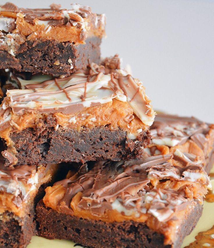 Brownie + DDL + mani
