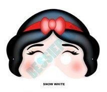 Snow White (by BessiePooh @Etsy) #SnowWhiteAndTheSevenDwarfs