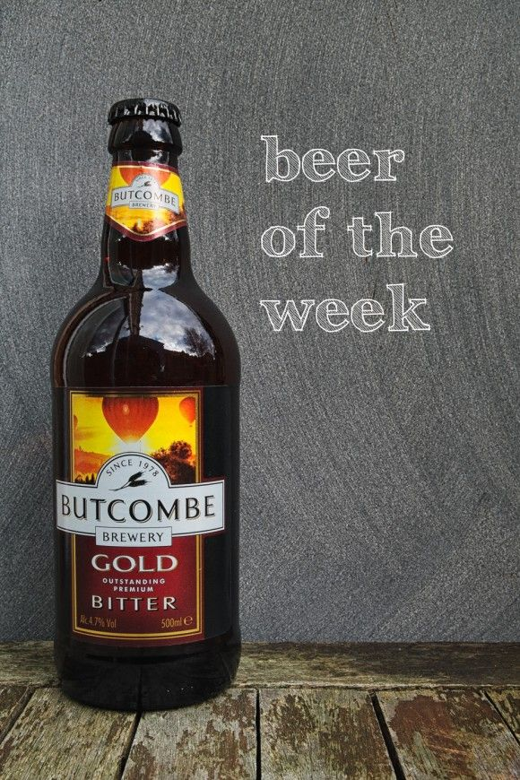 Beer of the week – Butcombe Gold