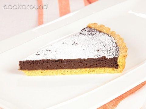 Crostata di cioccolato: Ricette Dolci | Cookaround