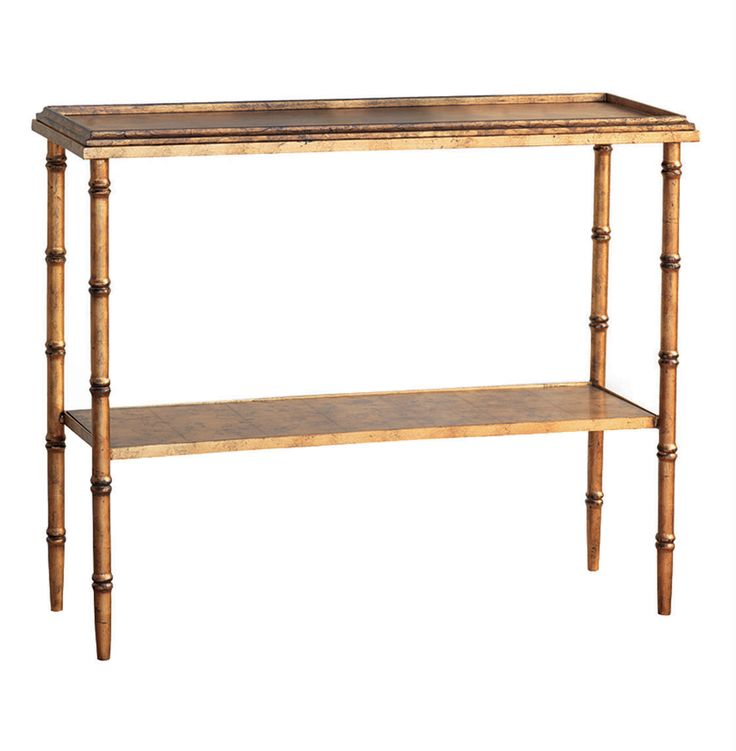This Stylish Console Table Is A Superb Fit In The Entry Hall. This Console  Is