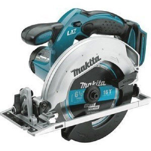 Factory-Reconditioned Makita XSS02Z-R 18V Cordless LXT Lithium-Ion 6-1/2 in. Circular Saw (Bare Tool)