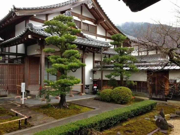 La maison traditionnelle japonaise nous ouvre ses portes for Traditionelles japan