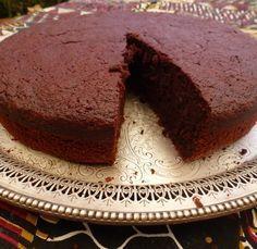 recette de gâteau chocolat betterave rouge